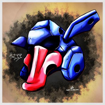 Pokemon of the Week - Nosepass by Noyle