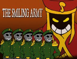 The Smiling Army by NyQuilDreamer