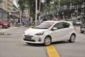 Aqua or Prius C by zynos958