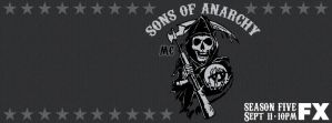 Sons Of Anarchy FB Cover Photo by Chadski51