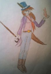 Heir to the Hatter by CheshireJ69