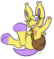 Them Ears by DeliriousFawn