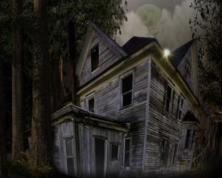Haunted Home by BrotherGuy