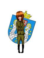 [APH OC] Poznan by EquestriaPegasis