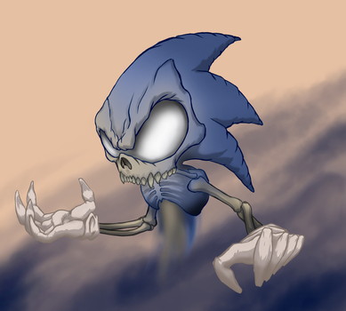 Sonic?... by IGnev