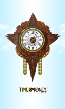 time is money by TraviiGFX