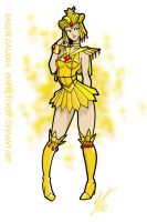 Sailor Galaxia by Inspector97