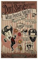 Don't Starve- Wilson by VisualDiscord