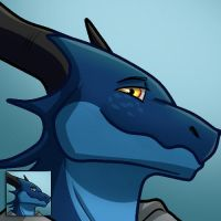 Jyag Icon by RedDragon-Girl