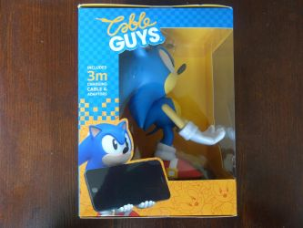 Sonic Phone and Controller Holder (Picture 1) by BoomSonic514