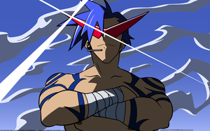 Lord Kamina Wallpaper 3 by PaksiwIrongbuang