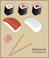 Dock Icon Set IV by willylorbo