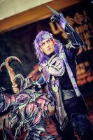 Embrace the Terror - Caius Ballad Cosplay to Lucca by LeonChiroCosplayArt