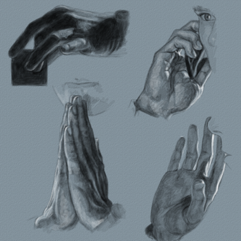 Hands by ThaliaTook