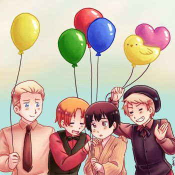 APH Balloons by JammerLea