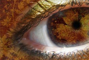 Autumn eye by Lina-Garzon