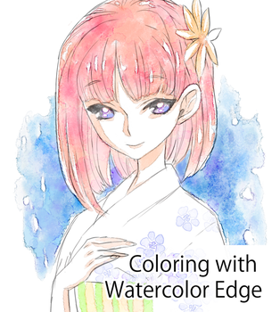 MediBang Watercoloring Tutorial by medibangadmin