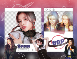 Pack Png 1471 // Sana (Yes or Yes) (TWICE) by BEAPANDA