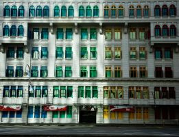 Colors of the windows by analogdude