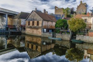 Beaumont sur Sarthe           Sarthe France by hubert61
