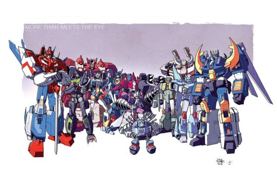 MTMTE cast leftovers by dcjosh