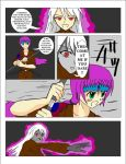 AR comic Page 1 by SHRINKMASTER-X
