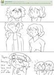 Ask Ash and Pregnant Serena 9 by MyDoggyCatMadi