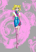 Sailor Moon_ New Fuku by limonkaie