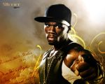 50 Cent wallpaper by eZekielNysa