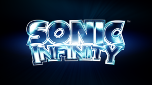 Sonic Infinity (Fanmade Logo) by Mauritaly
