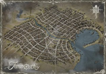 Innsmouth map - print ready by qpiii