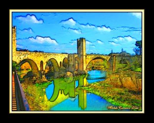 Aqueduct by angelfire226
