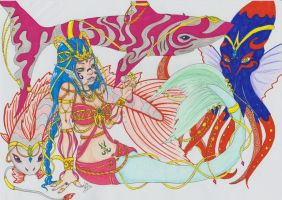 Lords of Ocean by ALittleLady