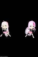 IA rocks +IA by KasaneTeto2