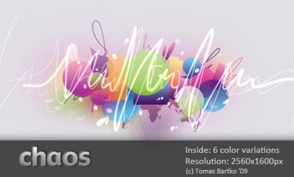Chaos Wallpaper Pack by optiv-flatworms