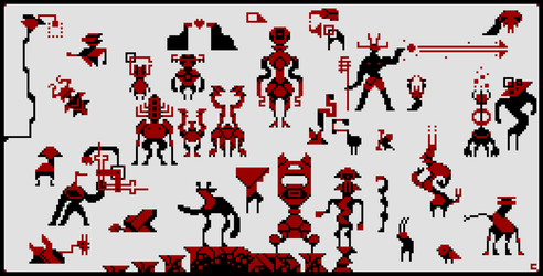 Some quick pixels by Cellusious