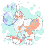 Whisper Blowin' Bubbles by SlayersStronghold