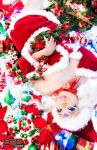 In the mood for the Holidays by yayacosplay