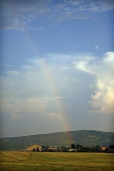 somewhere over the rainbow by iacobvasile
