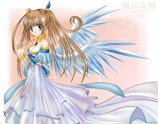 Yuina ::Wallpaper Available:: by nettachan