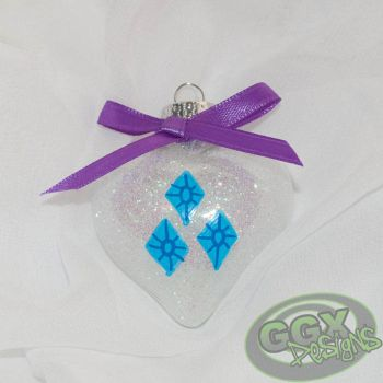 Rarity Ornament by GmrGirlX