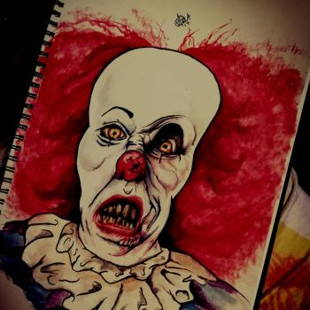 pennywise  by norler