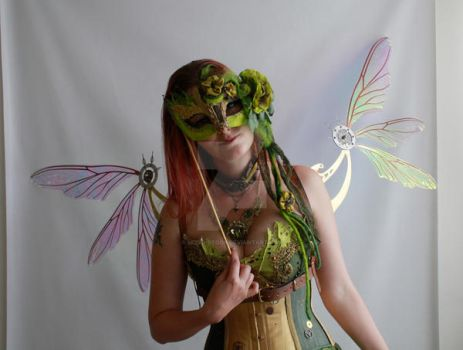 Steampunk Absinthe Fairy Exclusives 1 - 400 points by mizzd-stock