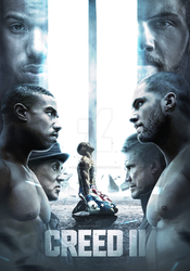 CREED 2 POSTER by iMizuri