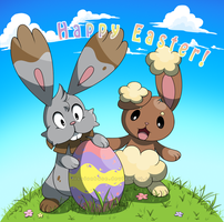 Happy Easter! by FissionBase