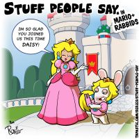 Stuff people say 310 by FlintofMother3