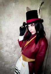 Late But Lucky Alice Madness Returns by LiryoVioleta