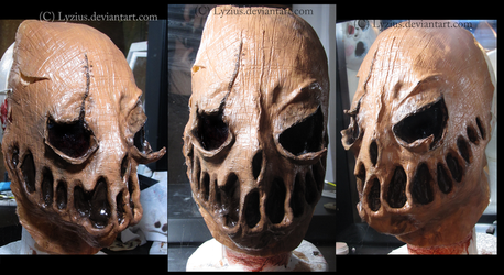 Scarecrow Mask by PlaceboFX