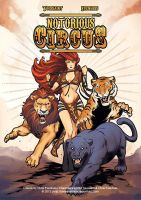 Notorious Circus - Dutch Edition Cover by ChrisEvenhuis