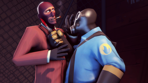 Stay Away From My Engie by Robogineer